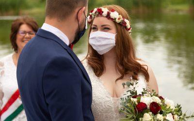 LOVE vs LIVE – az esküvőre készülés covid idején