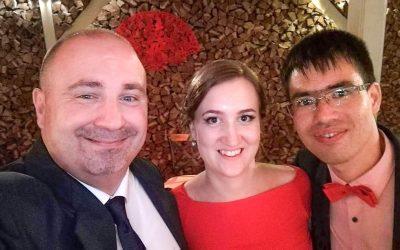 Zita & Áron – Jóval többet tettél meg értünk annál, mint amennyit más ceremóniamesterek esetében el tudtunk volna képzelni