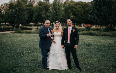 Nóri & Andor – Nem csak az esküvő napján számíthattunk rád